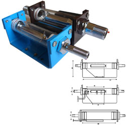Magnetic Flow Switch