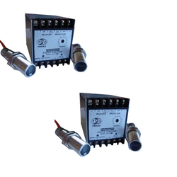 Photo Electric Proximity Switches with Controller Through Beam